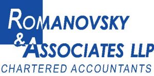 At Romanovsky & Associates LLP we are committed to providing high quality services needed in today's competitive market place.