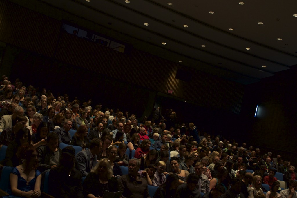 Over 375 Film Lovers came to see the best of Alberta Indie Film on September 26th at the Royal Alberta Museum Theatre.