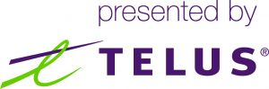 The Mobile Device Filmmakers Master Class is presented by Telus.