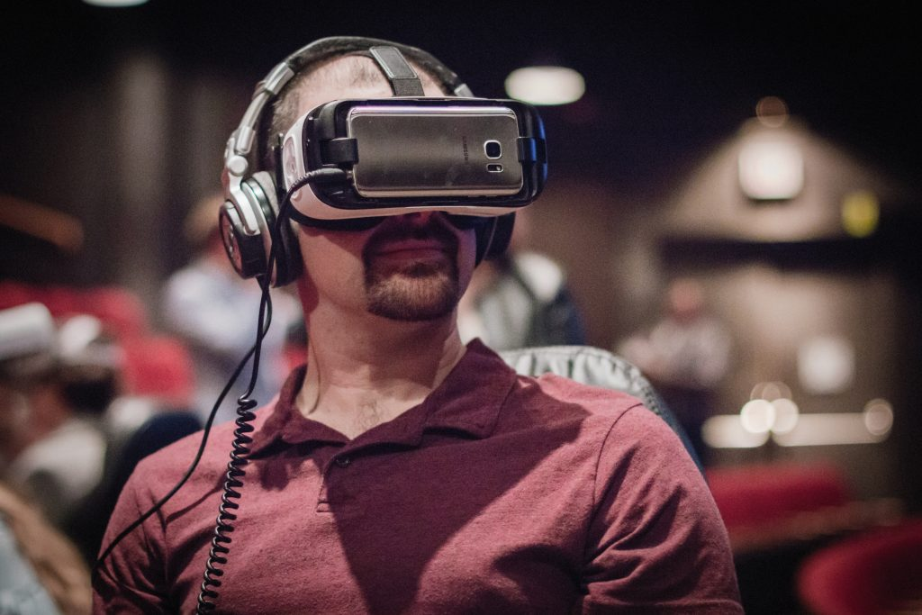 Come and experience the magic of Virtual Reality at the 2019 Edmonton Short Film Festival!