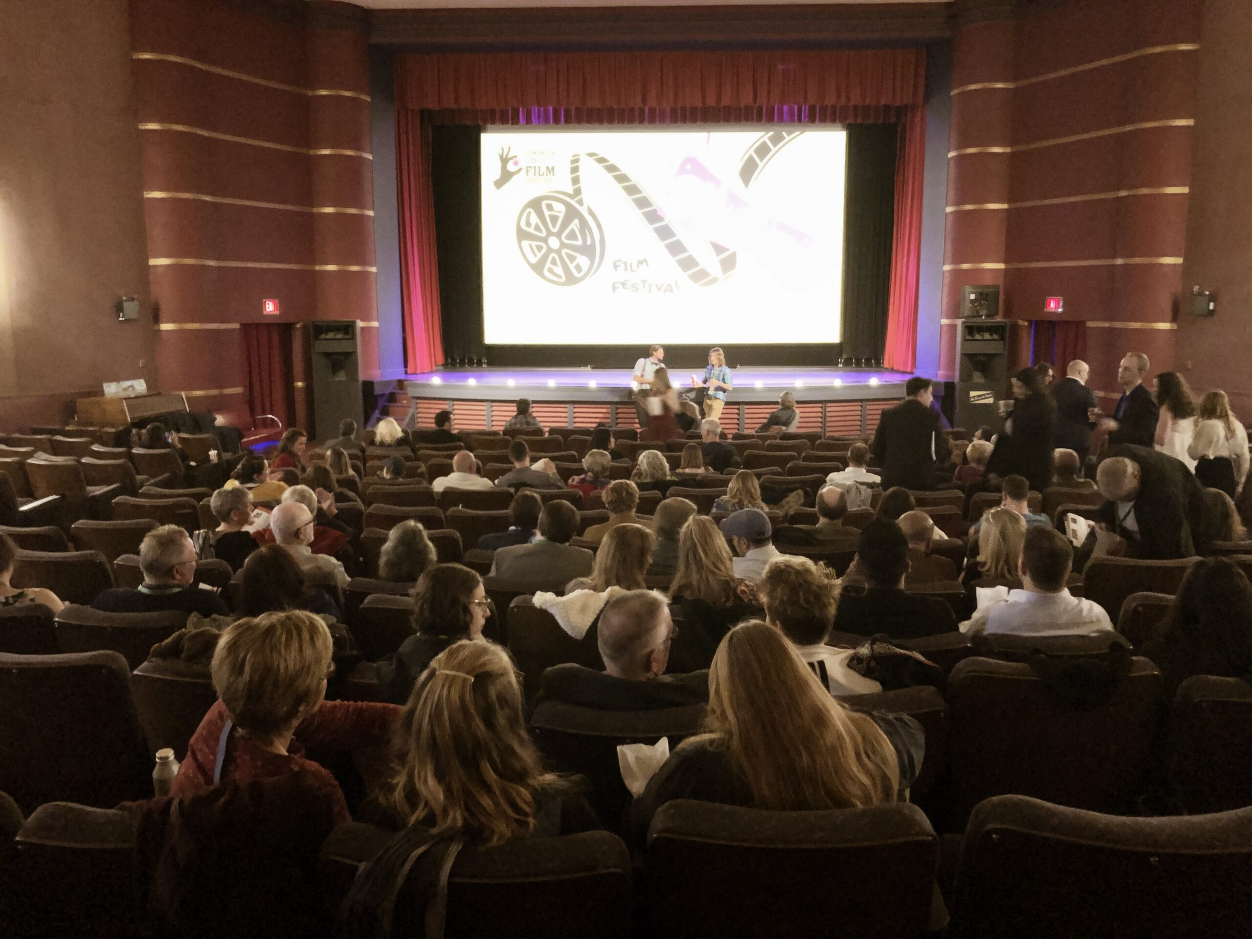 The ESFF Long Shorts Program brings the best short films in the world to Edmonton!